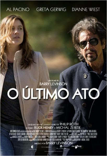 "Poster do filme ""O Último Ato"""