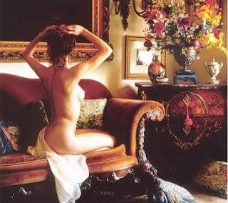 Desnudos Mujeres Pinturas Al Oleo