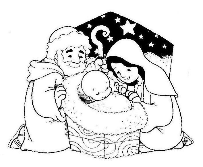 En un rincón de mi aula de Infantil: Nacimiento