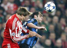 Video Bayern Munich vs Inter Milan 2-3 Hasil Liga champions 16 Maret 2011