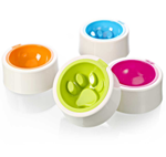 Felli Pet Kaleido Good Manners Dog Bowl