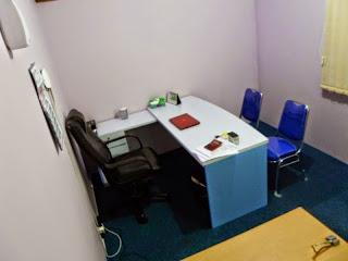 meja kerja pimpinan kantor minimalis semarang 02
