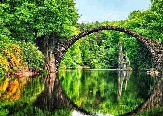 Vecchio ponte a Kolpino  San Pietroburgo  (Russia)