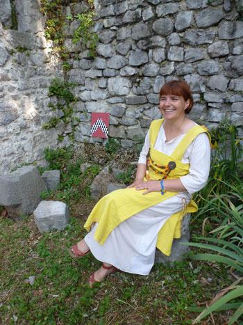 Médiévales Crolles 2015 Nathalie Le Reste