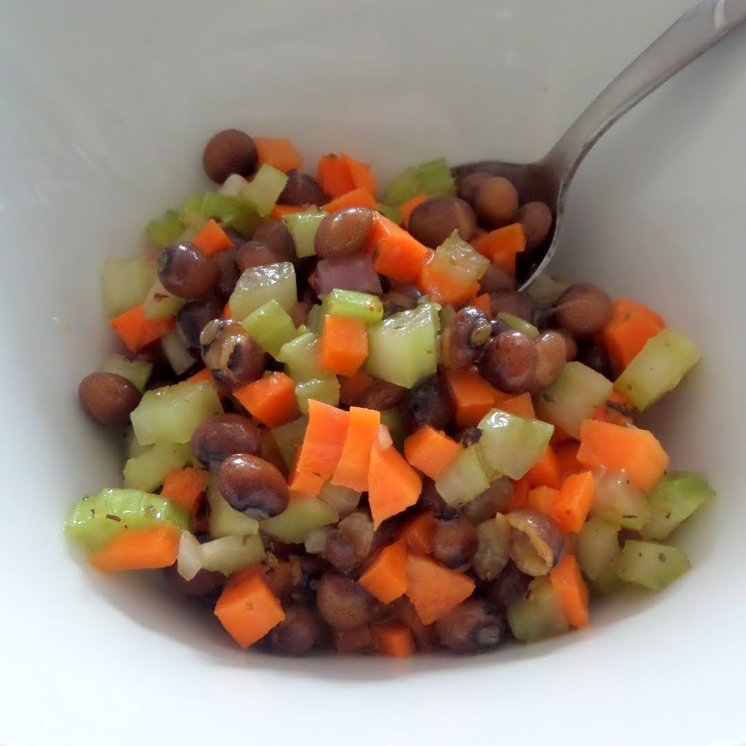 Pigeon Pea Salad | Joybee, What's for Dinner?