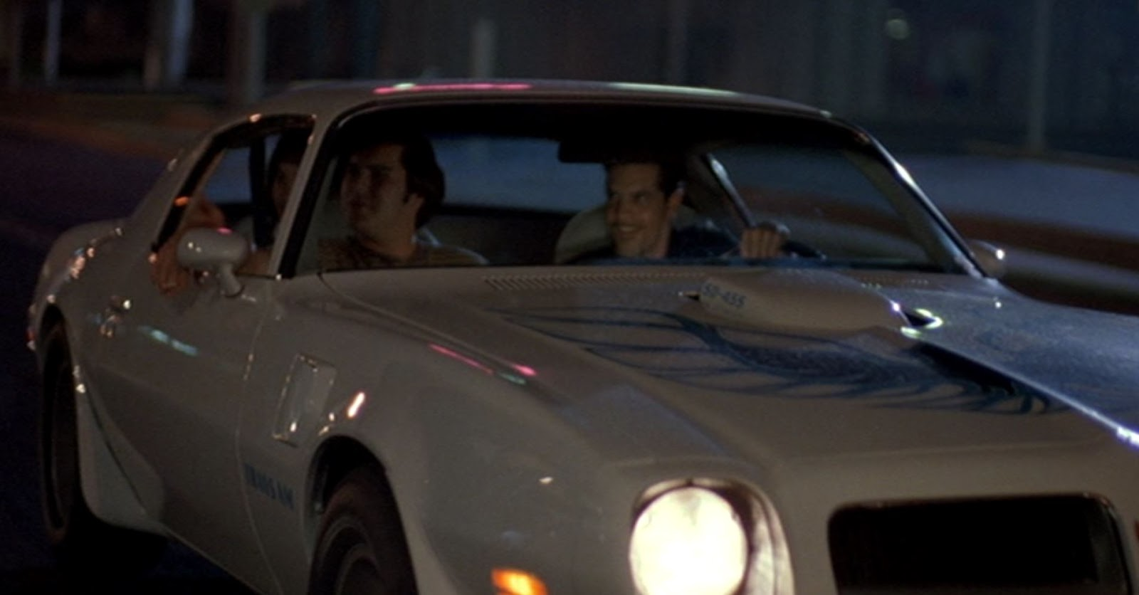 the cool cars in the movie Dazed and Confused, set in 1976 ...