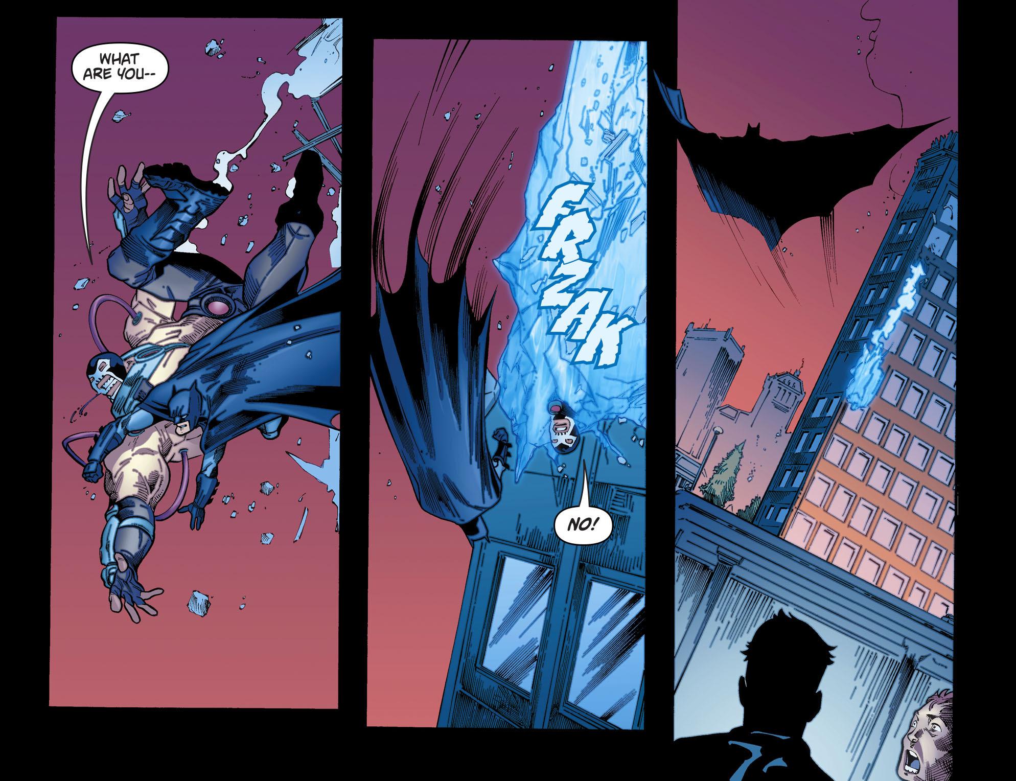 Batman: Arkham Knight [I] Issue #36 #38 - English 16