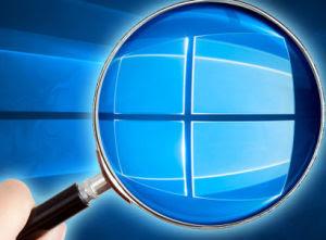 scoprire windows 10