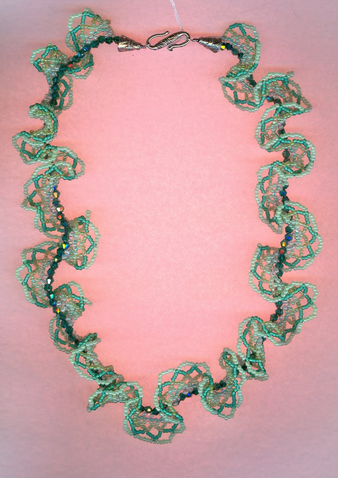 Curley necklace