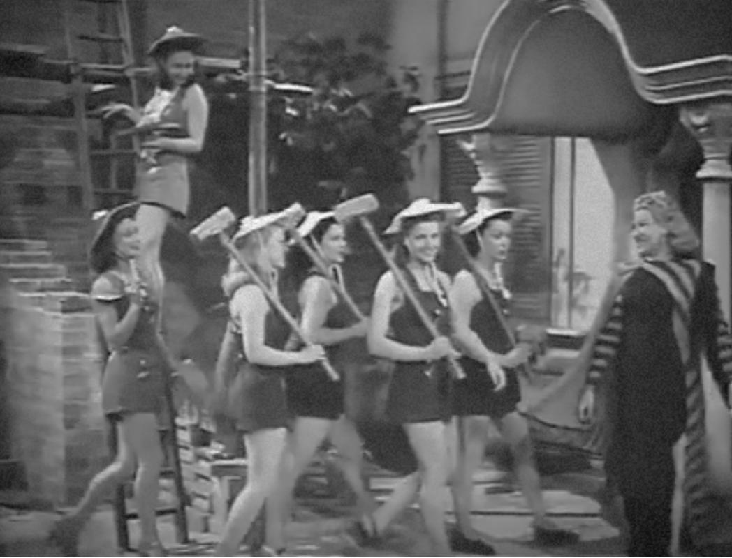 Java's Journey: Bees in Paradise (1944) - A Bizarre ...