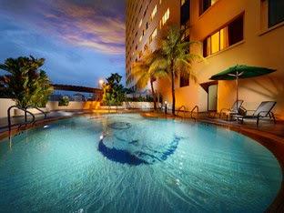 Hotel Bintang 4 di Penang - Sunway Hotel Georgetown