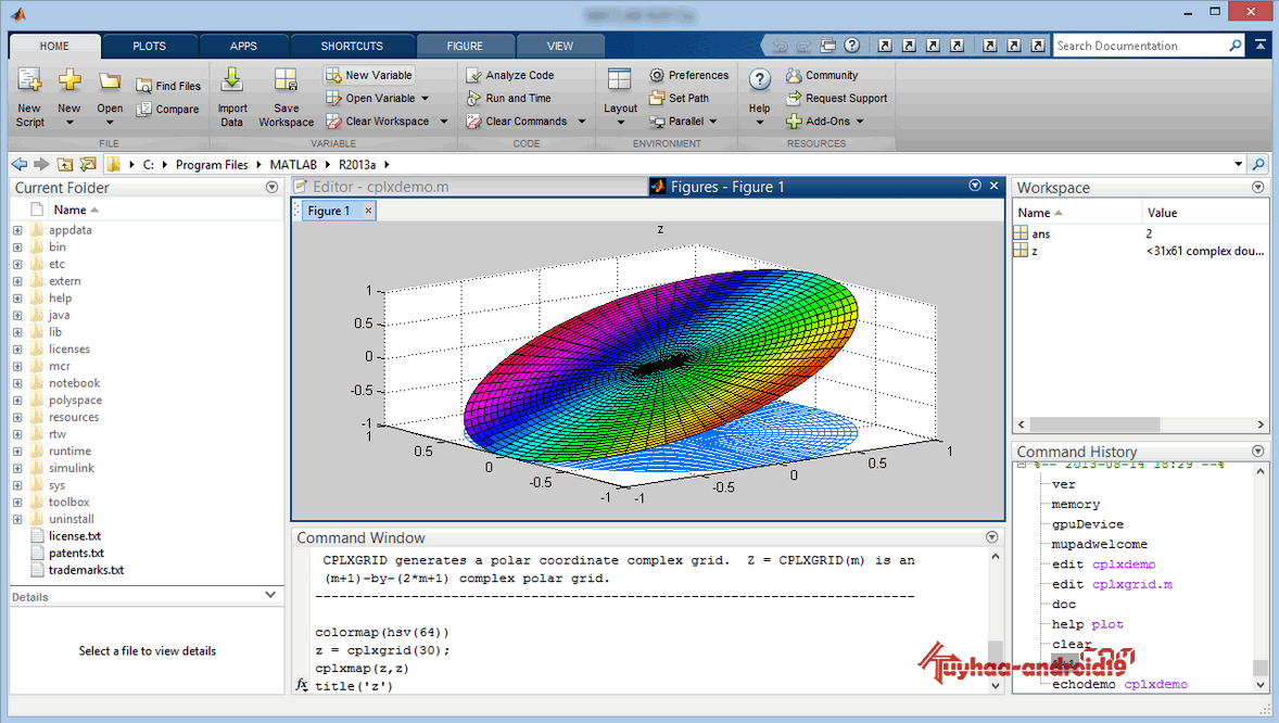 Notes on functions in Matlab - USU OpenCourseWare
