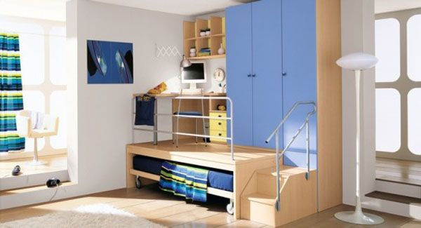 House Furniture Room Designs For Teenage Boys: cool teen boy room ideas