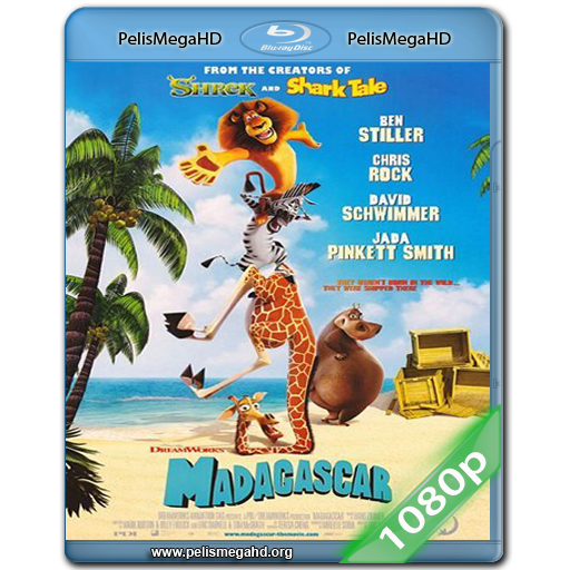 MADAGASCAR (2005) FULL 1080P HD MKV ESPAÑOL LATINO