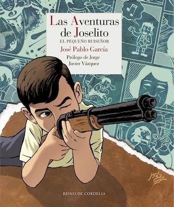 las aventuras de joselito novela grafica