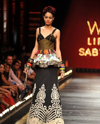 INDIA FASHION WEEK SABAIASACHI