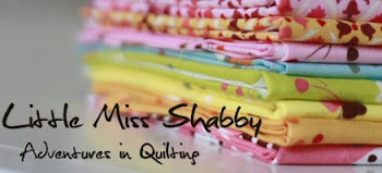 Little Miss Shabby blog