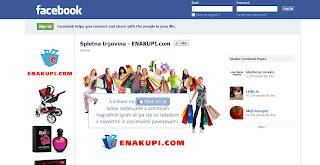 facebook stran za podjetja