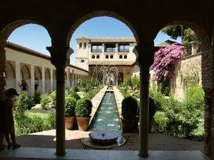 Taman Islam atau Islamic Garden