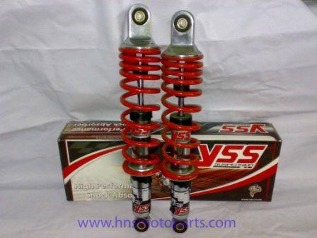 Daftar Terbaru Harga Shock Breaker Motor YSS