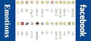 Emoticon Facebook Terbaru
