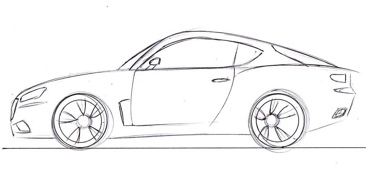 dibujos de carros: dibujos de carros