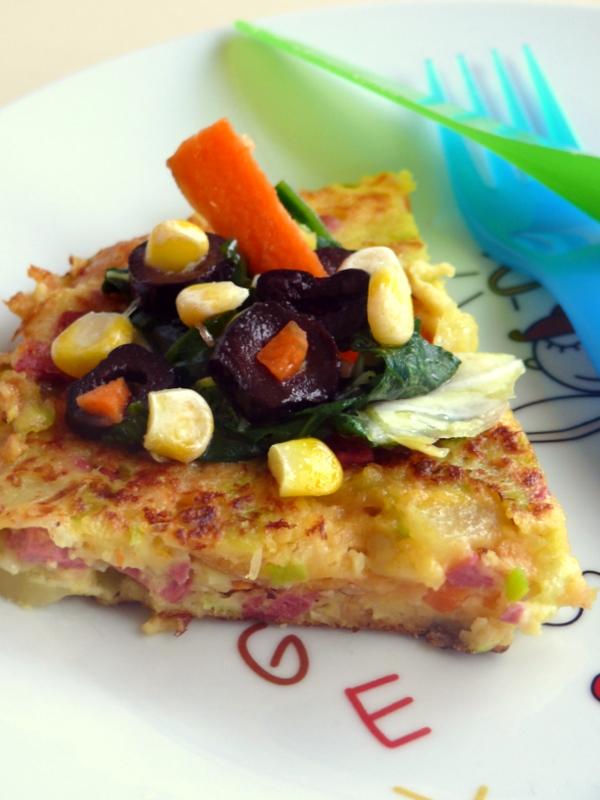 kahvaltı omlet