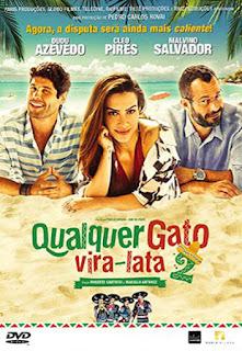 Qualquer Gato Vira-Lata 2 - WEBRip Nacional