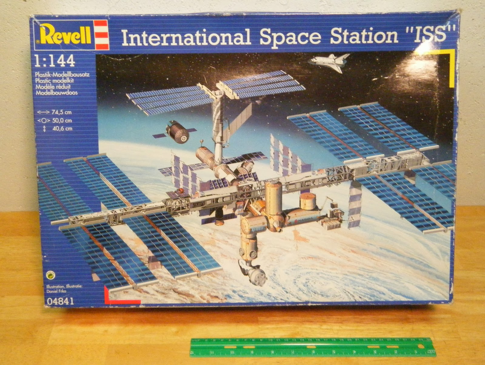 Money in the Garage: My ISS model was a blockbuster...just like the ...