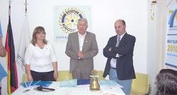 Importante convenio entre Rotary Club y la Escuela Técnica