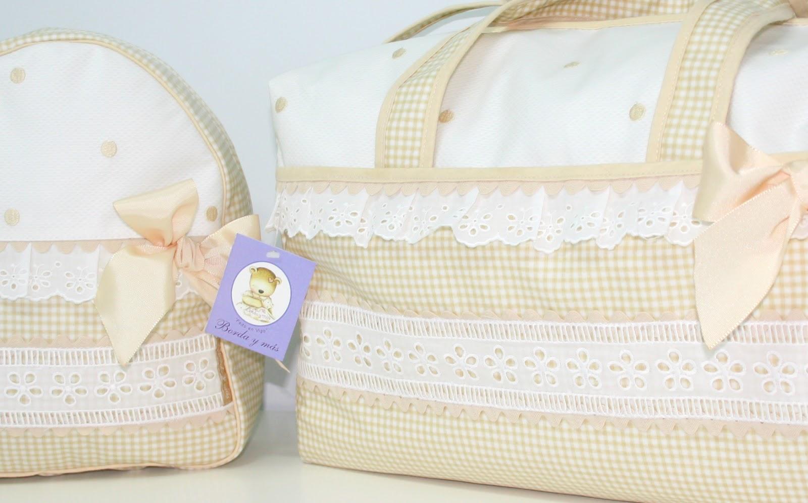 bolsa de maternidad chic