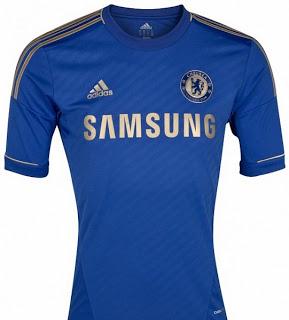 Jersey Chelsea Musim 2013-2014