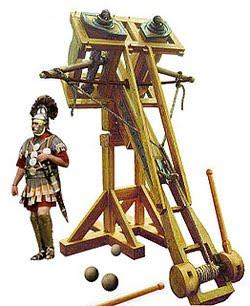 roman war machines