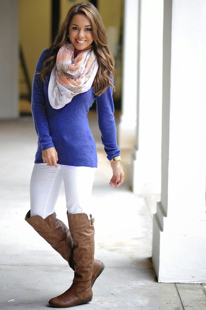Top 5 Most Beautiful Fall Attire