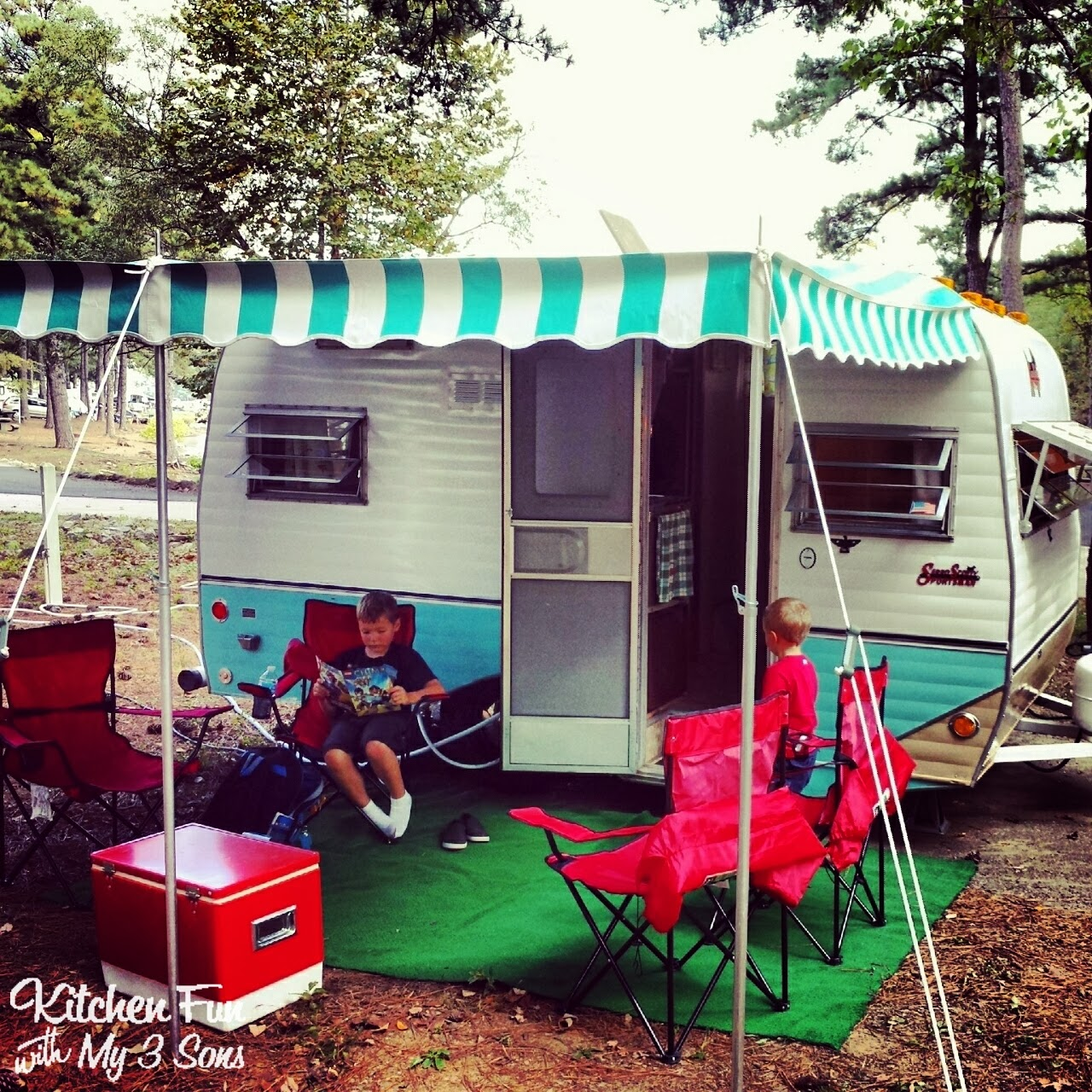 Fun Camping Ideas For Kids Camping Recipes And Fun: Brownie Bear Claw Camping Cookies & Other Camping Food