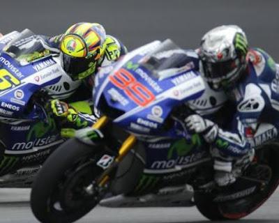 Agostini Ingatkan Rossi, Jangan Pernah Remehkan Lorenzo