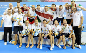 Hungary - World Champion Men, Barcelona 2013