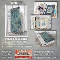 18DWC Wrocław warsztat mixed-mediowy- Folder albumowy