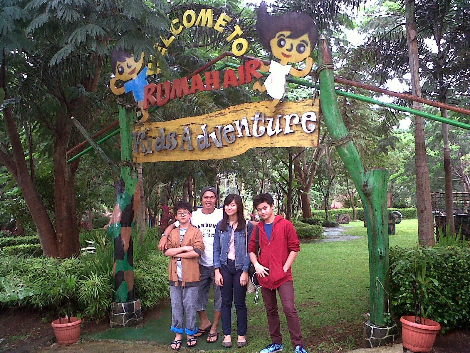 Life Is Beautiful Wisata Ke Rumah Air Bogor