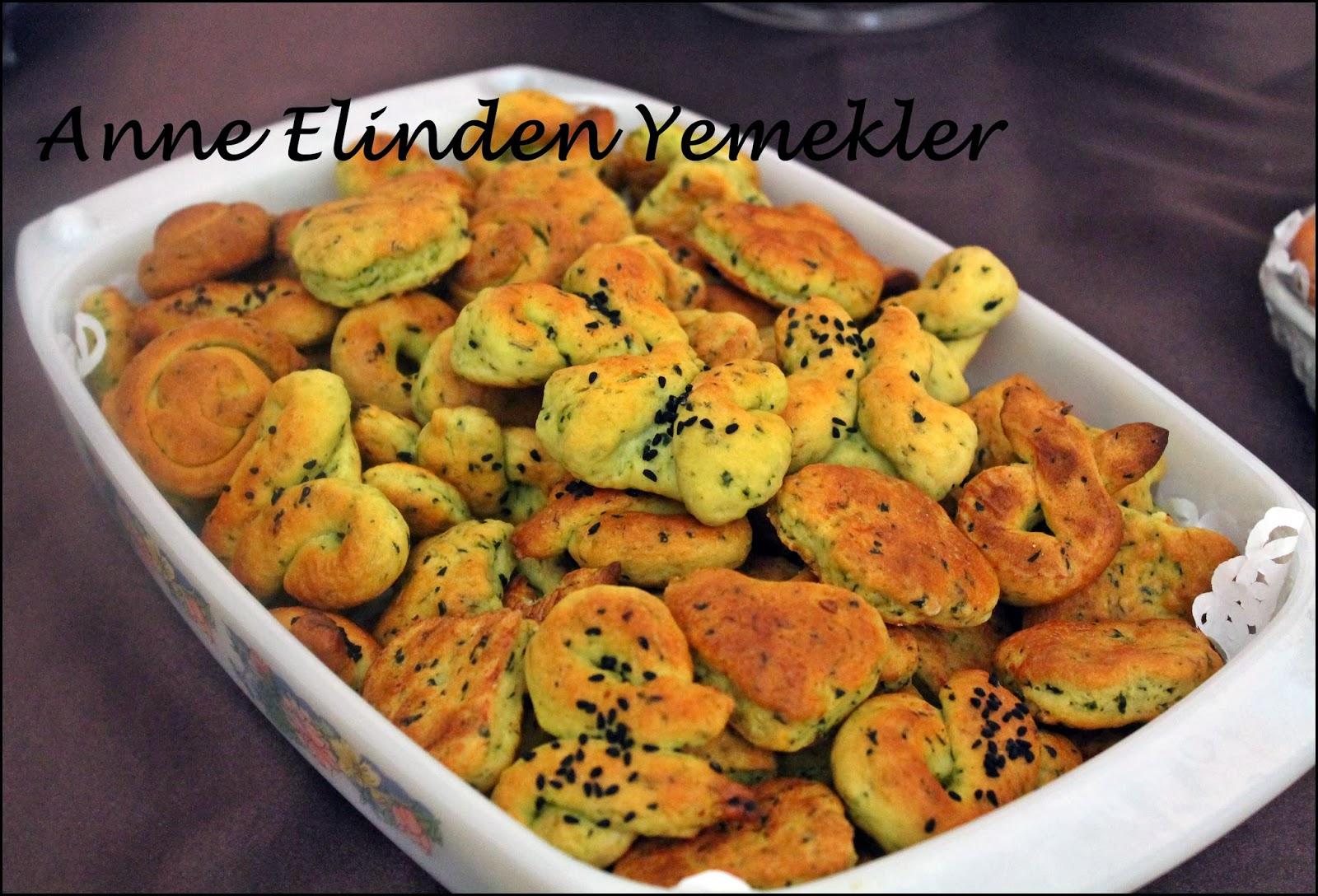 ispanakli tuzlu kurabiye 1