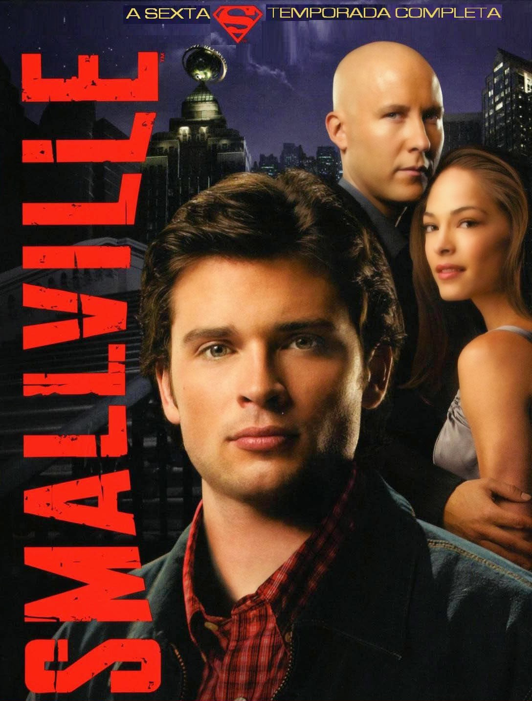 Smallville 6ª Temporada Torrent - Blu-ray Rip 720p Dublado (2006)