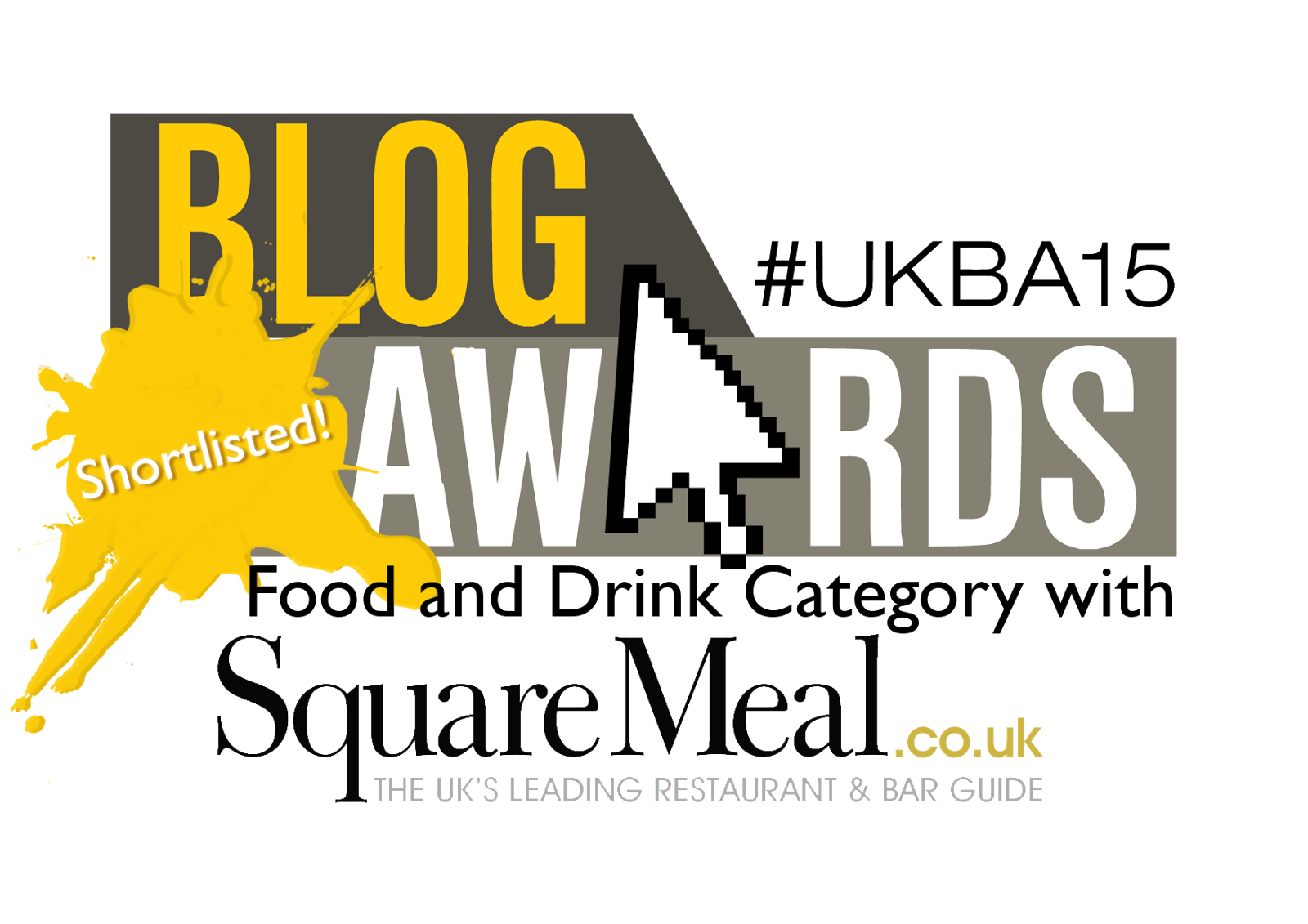 SHORTLISTED IN THE 2014 UK BLOG AWARDS!
