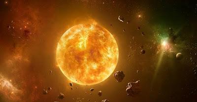 Así será la tormenta solar catastrófica