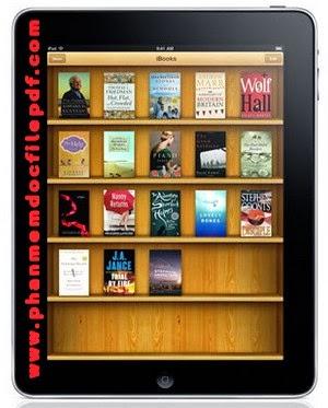 Phần mềm đọc PDF cho iPhone & iPad iBooks