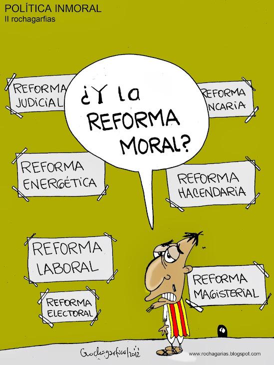 Reformitis en México.