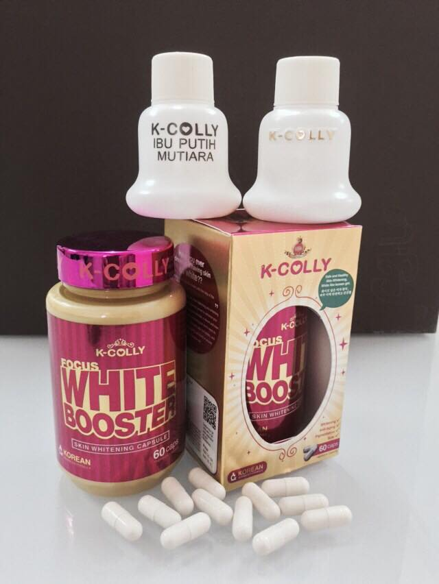 K Colly Collagen FOCUSWHITE BOOSTER BY ...