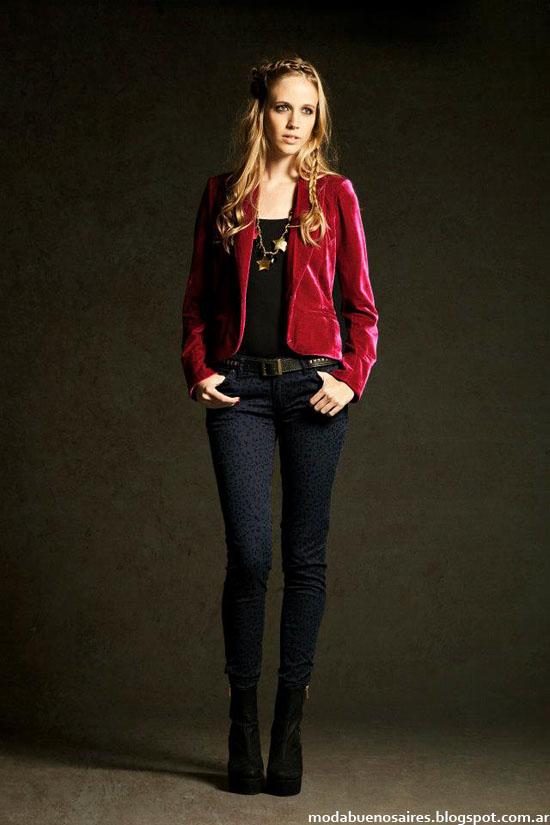 Otoño invierno 2013 blazers