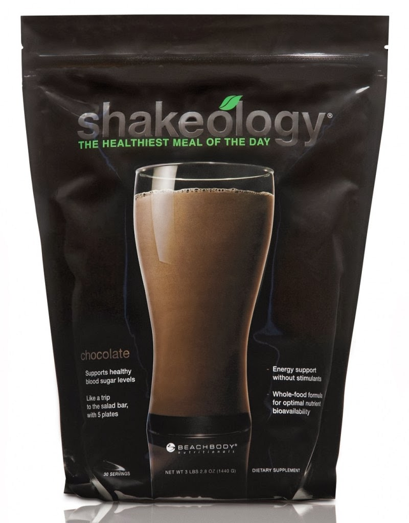 shakeology, chocolate