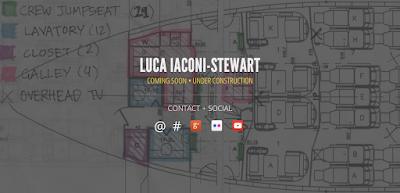 Luca Iaconi-Stewart e il suo progetto