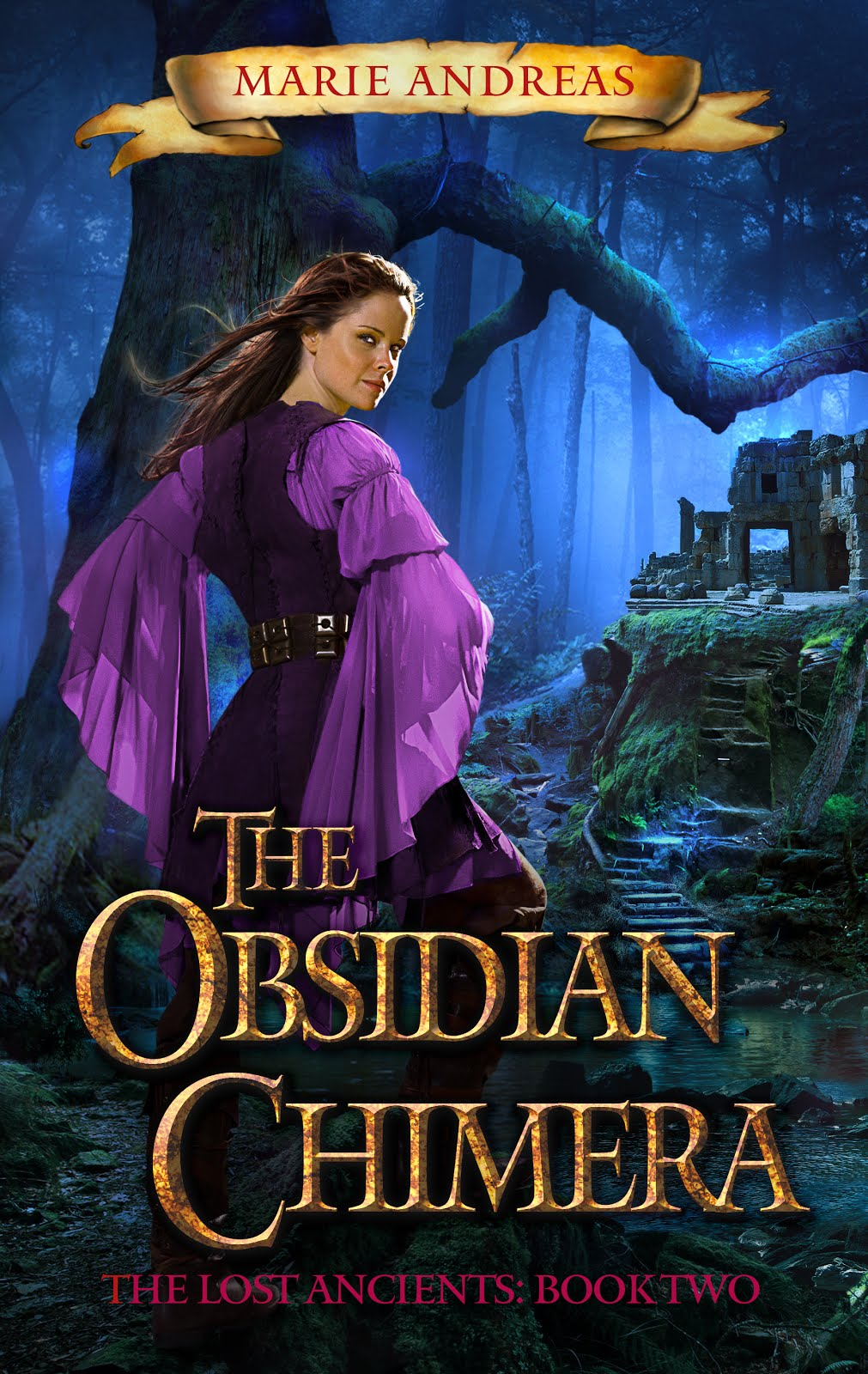 The Obsidian Chimera-The Lost Ancients